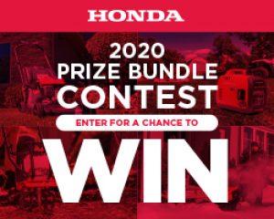 Win Honda Bundle - Montreal Boat Show