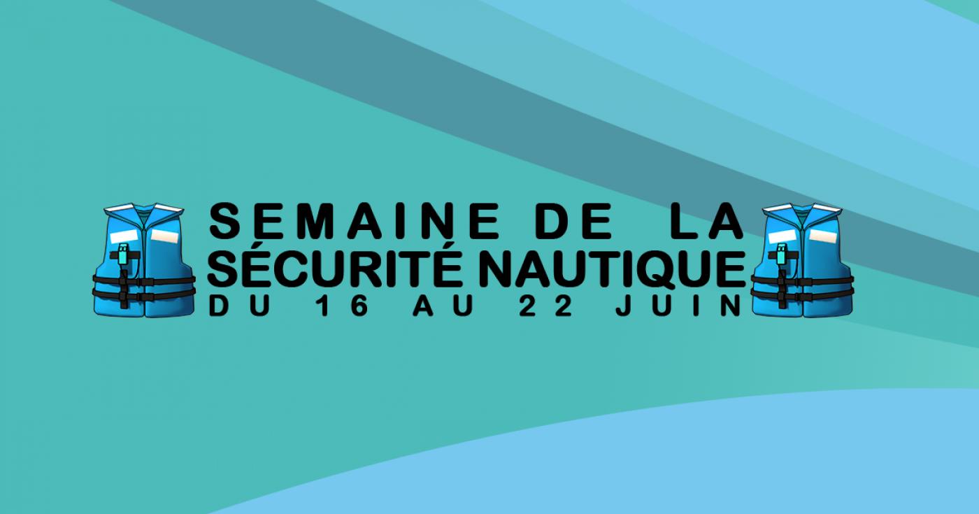 Semaine québécoise de la sécurité nautique