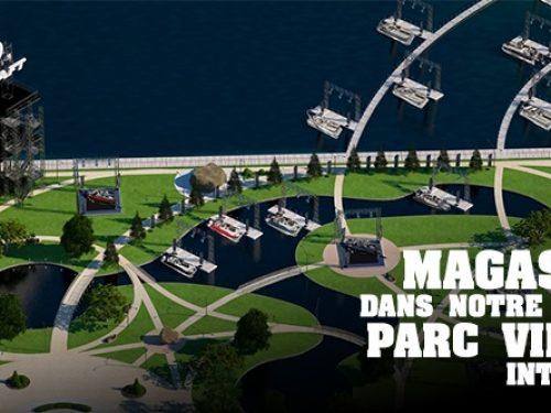 Nouvelles des membres : <br> Bateaux Princecraft lance le Parc virtuel